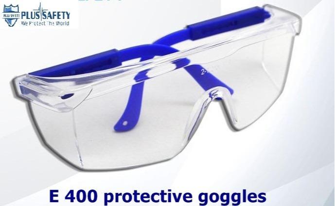 Occhiali approvati EN 166 Occhiali protettivi  - Occhiali approvati EN 166 Occhiali protettivi con lenti per PC Occhiali