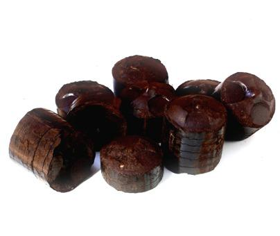 Fuel briquettes - Eco peat fuel briquettes