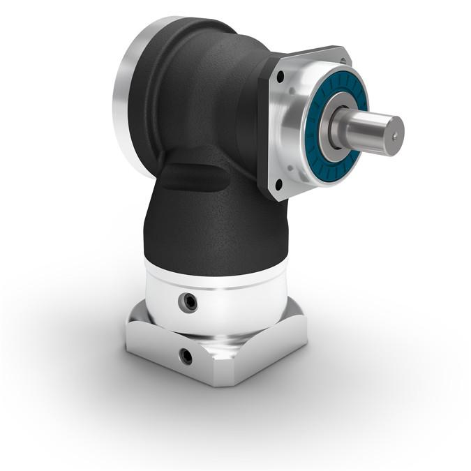 WPLN - Right Angle Planetary Gearbox with Output Shaft - IP65