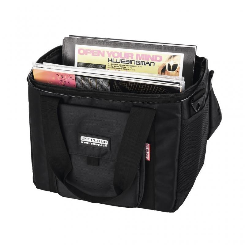 Platten- & CD-Taschen - Reloop Record Bag 80