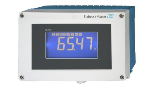 composants systeme enregistreur datamanager - afficheur terrain auto alimente RIA16