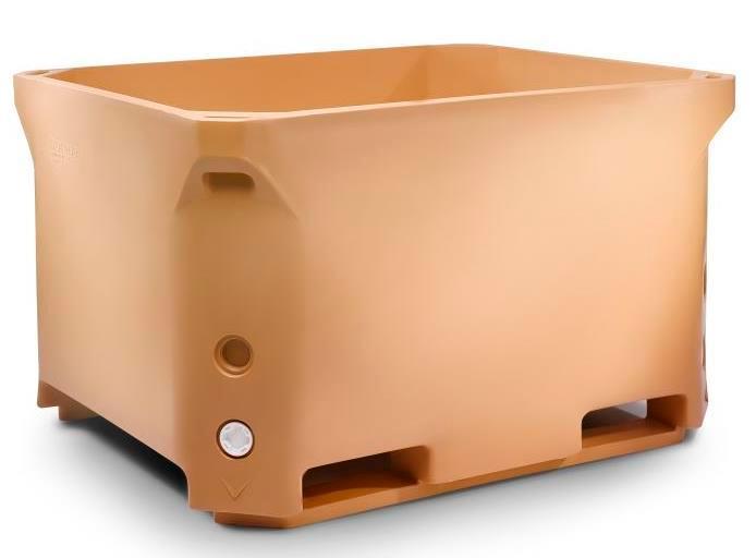 Hygiene Palettenboxen BI-660