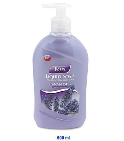 Pozzy Liquid Soap 500ml