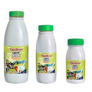 Delibelge UHT Milk  - Delibelge UHT Long Life Liquid Milk