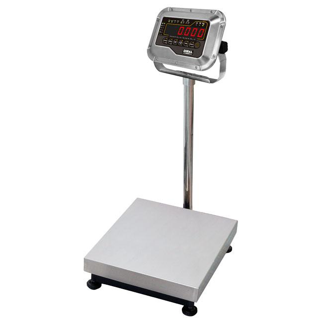 ME / BEV Series - Single load cell platforms and bench scales