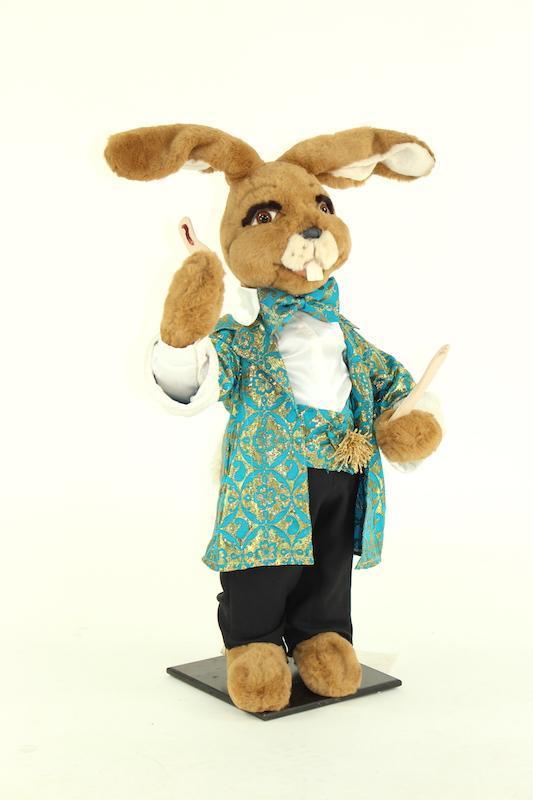 Hare Artist Knifethrower - null