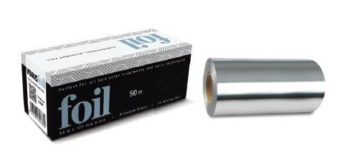 ΑΛΟΥΜΙΝΟΧΑΡΤΟ ΚΟΜΜΩΤΗΡΙΟΥ VENUS foil 50m x 125mm x 15-micron -