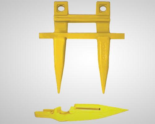 Double Prong Guards - null