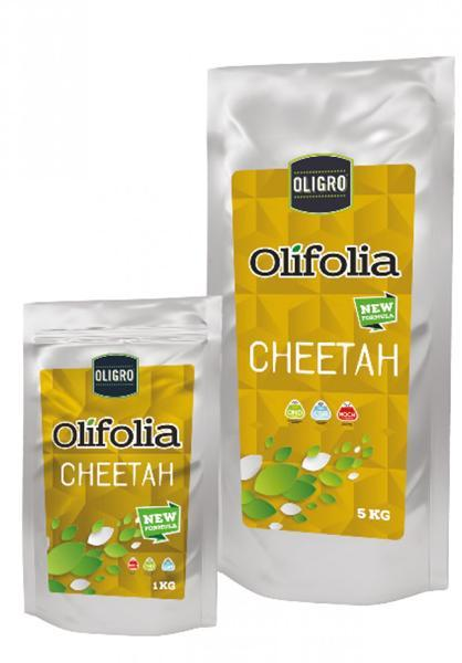 OLIFOLIA CHEETAH - Multifunctional new generation hi-tech foliar fertilizer