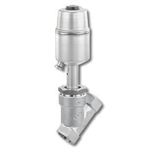GEMÜ 550 - Valvola a piattello ad azionamento pneumatico