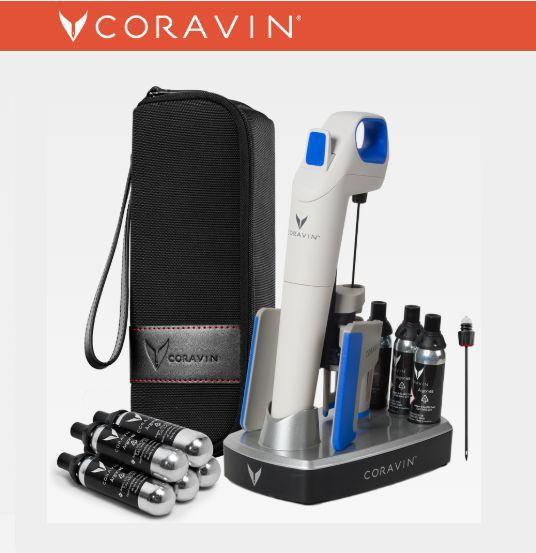 Wine Preservation System - CORAVIN™ MODEL ONE ESSENTIALS GIFT
