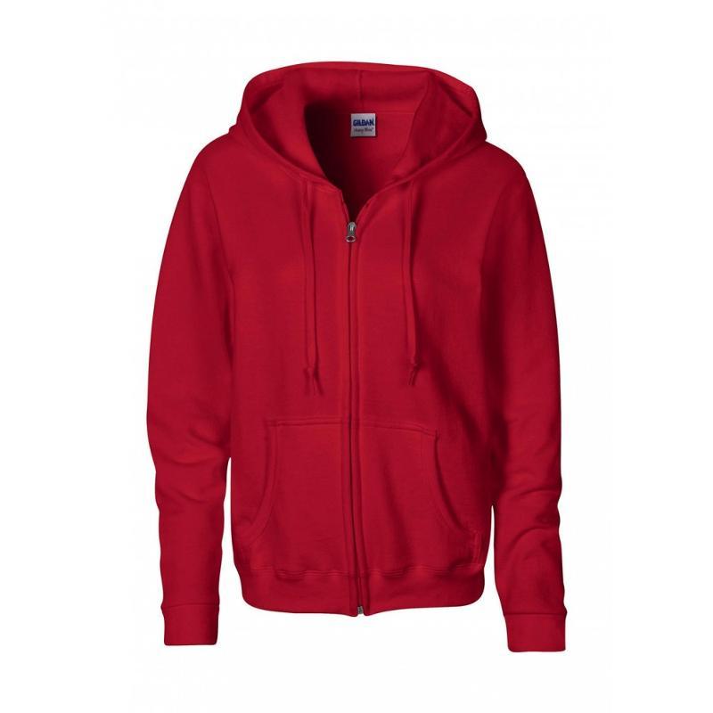Sweat shirt femme Gildan - Avec capuche