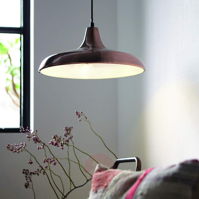Stylish Surrey pendant light in a copper look - Pendant Lighting