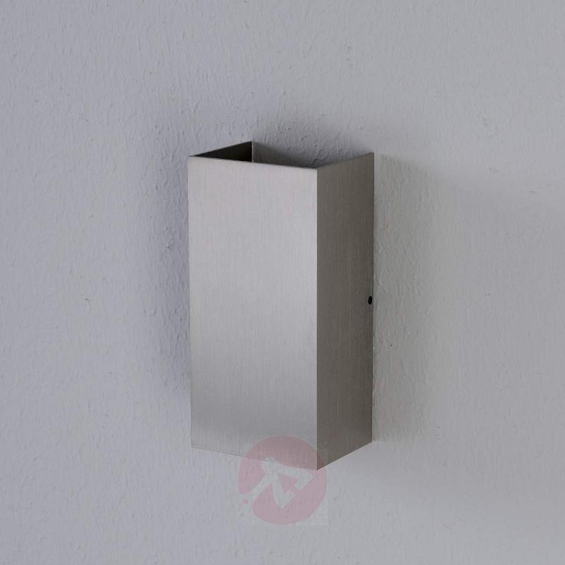 Puristic Mira LED wall light - Wall Lights