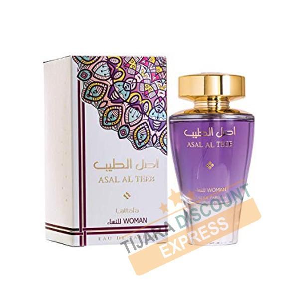 Asal Al Teeb 100ml Spray Pour Femme - Eaux de parfum Femme