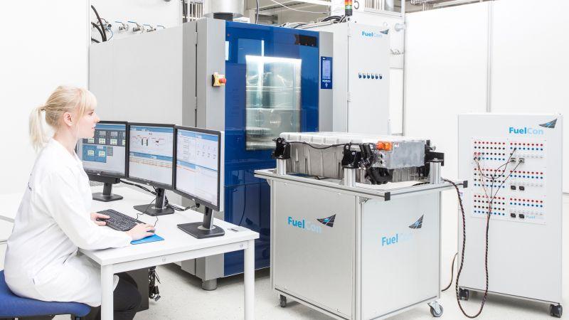 Prüfstand für Batteriepacks und -systeme - Prüfstand für das Testen von Batteriepacks und -modulen bis 1.000 kW