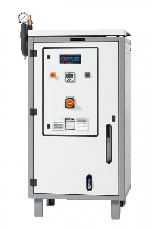 Chaudières à vapeur - Elektro E 100 M - E 120 M -