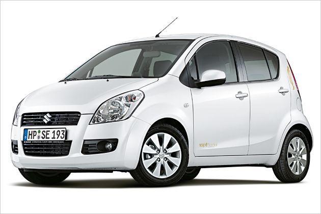 Inchirieri Auto Suzuki Splash - Clasa Mini de la 14 euro/zi