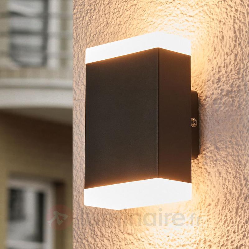 Applique LED Aya pour l'extérieur - IP44 - Appliques d'extérieur LED