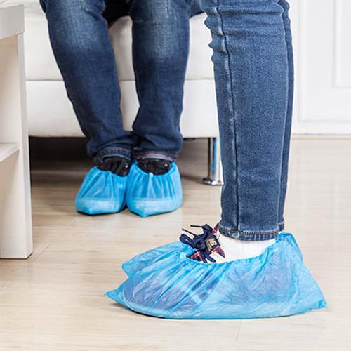 Cubierta de zapato PE -