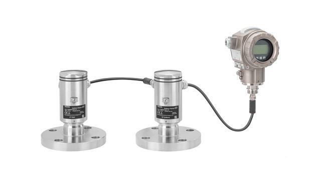 Deltabar FMD72 para medición de presión diferencial -