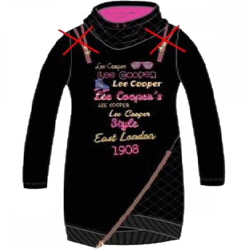 12x Pulls Lee Cooper du 2 au 12 ans - Sweat Pull et Gilet