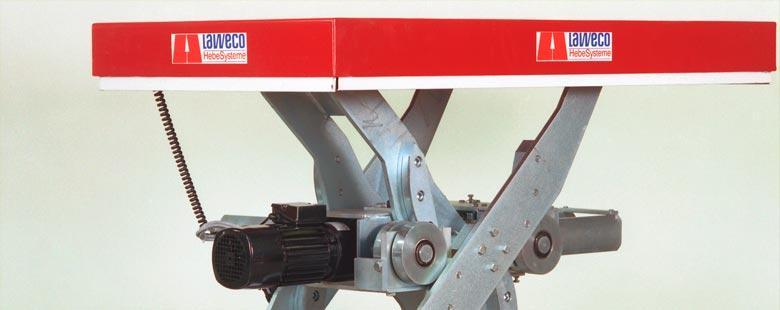 Spindle lift platforms - Spindle lift platforms