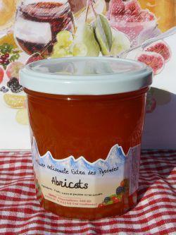 confiture d'abricots - Confiture Artisanale Extra d'Abricots