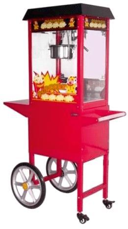 PCRN-02 - Pop Corn Machine with the Car