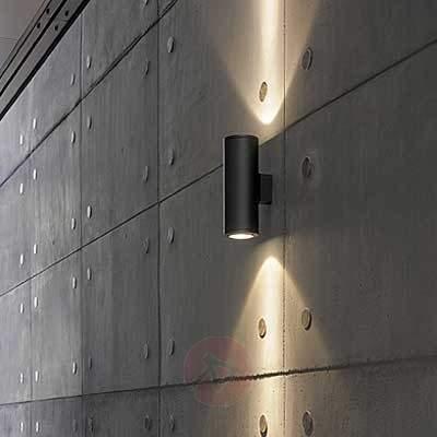 Dark Rox G8.5 Outside Wall Light Practical - Outdoor Wall Lights