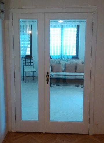 Standard white MDF doors  -
