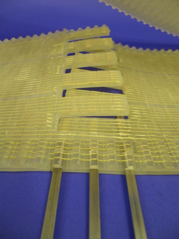 Wide timing belt  - ERO Joint® WT