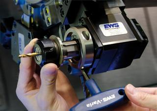 EWS Varia VX the new quick-change system for heavy cutting - null