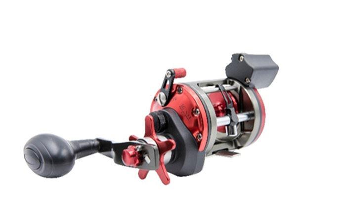 all metal Trolling fishing reel with line counter - all metal Trolling fishing reel with line counter