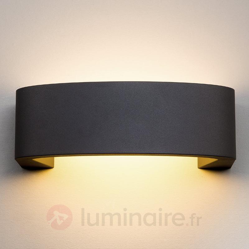 Applique d'extérieur LED Peppa élégante IP54 - Appliques d'extérieur LED