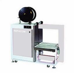 Omsnoeringsmachines voor pakken en kisten - Halfautomatische omsnoeringsmachines Record with Table