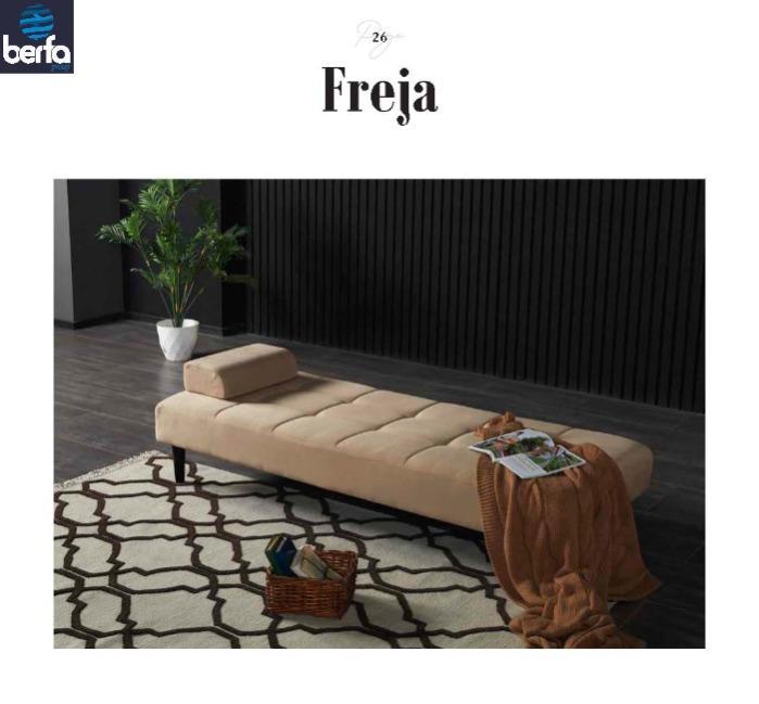 Sovekabine sofa Freja - Søvn sofa producenter