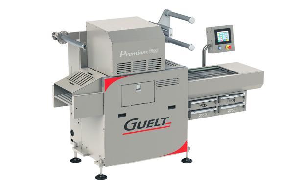 Operculeuse automatique : Premium 2000 - Operculeuse automatique