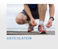 PRODUITS SANTÉ - Articulation