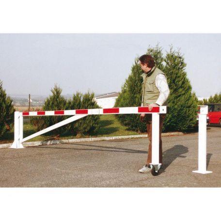 Barrière Tournante Très Grande Longueur - Barrières D'accès