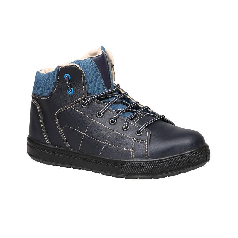 Blue Safety/hs3 - En Iso 20345:2011 - Chaussures De Sécurité Haute