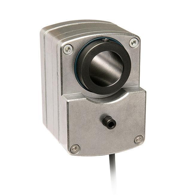 Geared potentiometer - Geared potentiometer GP09