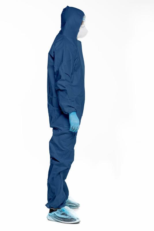 Schutzanzug Kategorie 1 (blau) - Größe XL