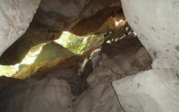 Caving-Höhlentour