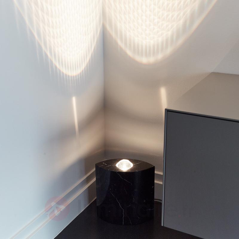 Lampe de sol Egyptian Eye - Lampadaires design
