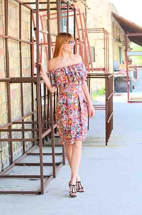 Платье BARBARA