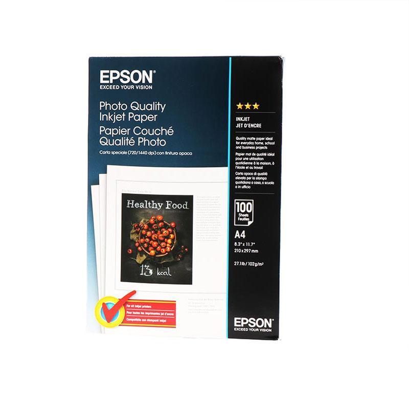 Epson Papier - fournitures originales - Epson Papier C13S041061 S041061