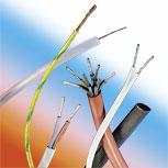 Wires, cables and sheaths for high temperatures Axotherm® -