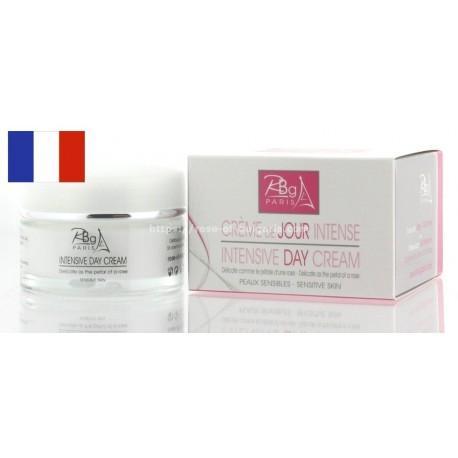 Crème visage intense à l'eau de rose - Rbg Paris