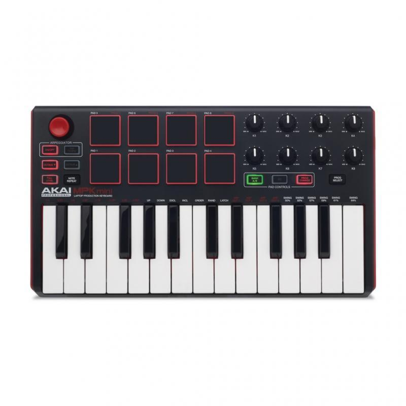 Keyboards - Akai MPK mini MKII